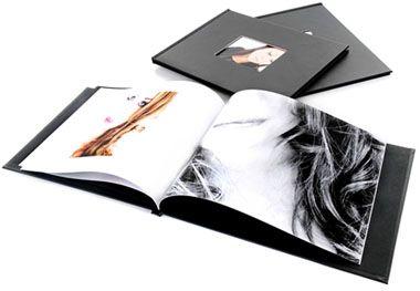 model portfolio book