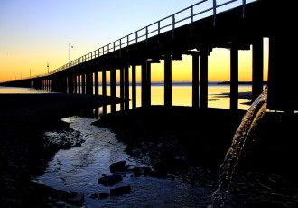 Hervey Bay Sunrise & Sunset