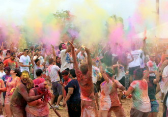 Holi Colour Festival – Brisbane 2016