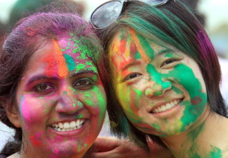 Holi Happy Heads – Brisbane 2016